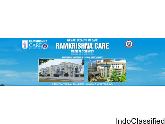 Ramkrishna CARE Hospital, Raipur ,Chhattisgarh