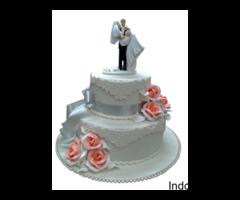 Order Birthday Cake Online, Wedding Cake Online Bhubaneswar