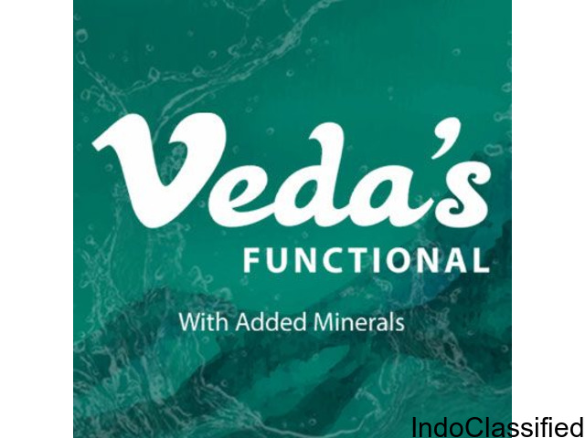 Veda's Water – Functional Bottled Water | Bangalore | Hyderabad | India