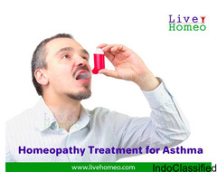 Overcome Asthma problems with Homeopathy