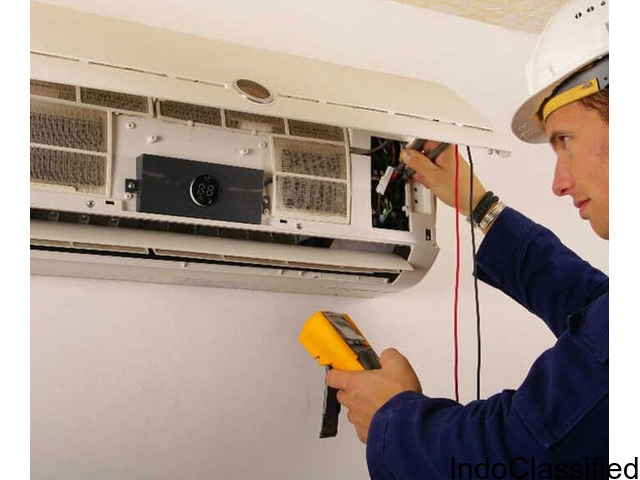 Air Conditioner Cleaning and Repair Services 24/7 Call Now +91 9818595541