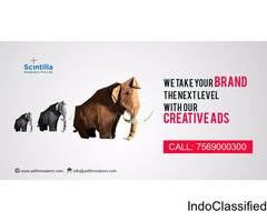 Newspaper and TV advertising agencies in Hyderabad