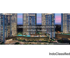 Omkar International District Andheri East Mumbai Residential Property