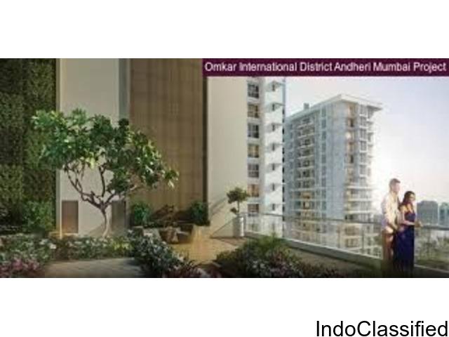 Omkar International District Andheri East Mumbai Residential Property