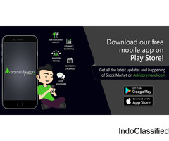 Advisorymandi App – Turn Your Phone Into the Stock Market Advisor