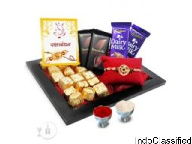 Explore the best Raksha Bandhan Gifts Online!