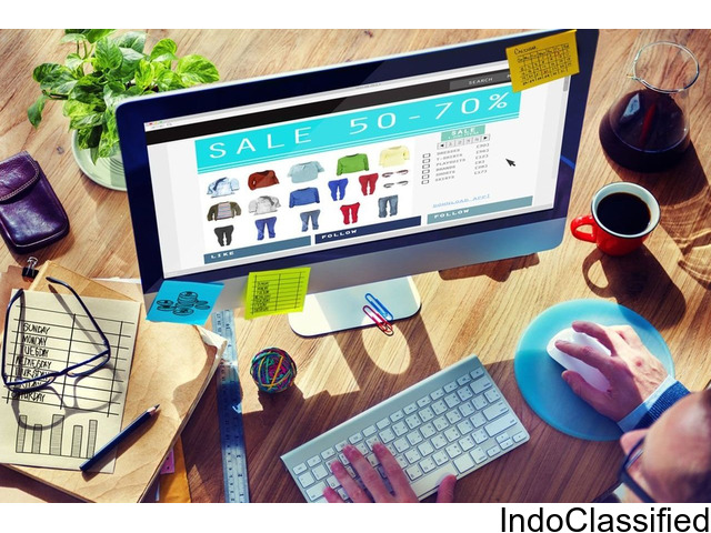 Ecommerce web Design company Bangalore