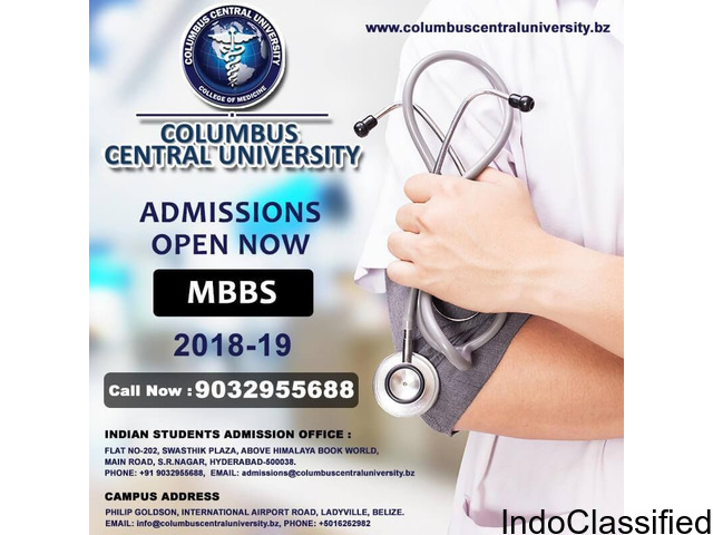 Columbus Central University Ranking