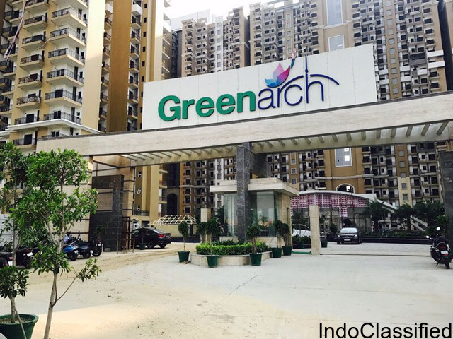 Call Now for Luxury 3 BHK Flat @ SKA Green Arch, Greater Noida (W).