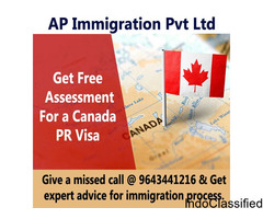 Pr for canada from india ap immigration pvt ltd