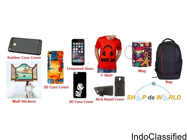 Manufacturer 2D-3D mobile Cases and Printed T-shirt