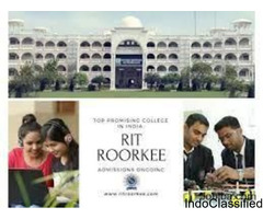 TOP INSTITUTE FOR B.TECH IN ELECTRONICS & COMMUNICATION ENGINEERING - RIT ROORKEE