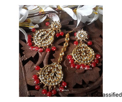Tikka Set with Earrings
