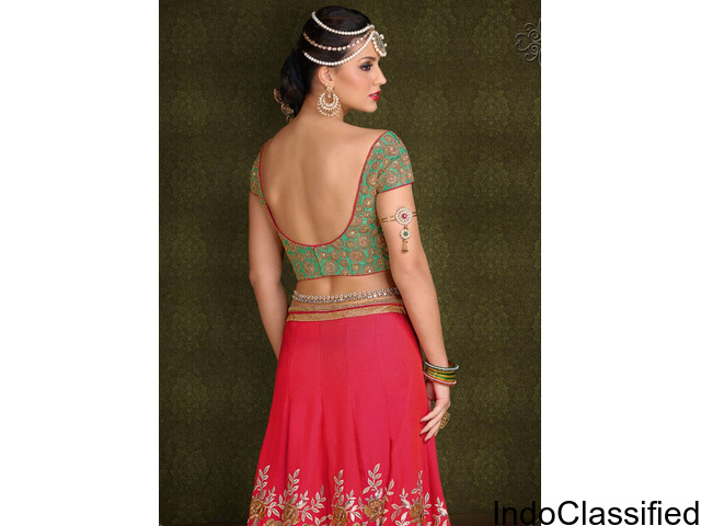 Buy Ghagra Choli From Mirraw at Lowest Cost | Up to 15% Off