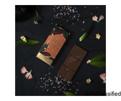 Buy Himalayan Pink Salt Milk Chocolate Bars Online – Smoor Chocolates