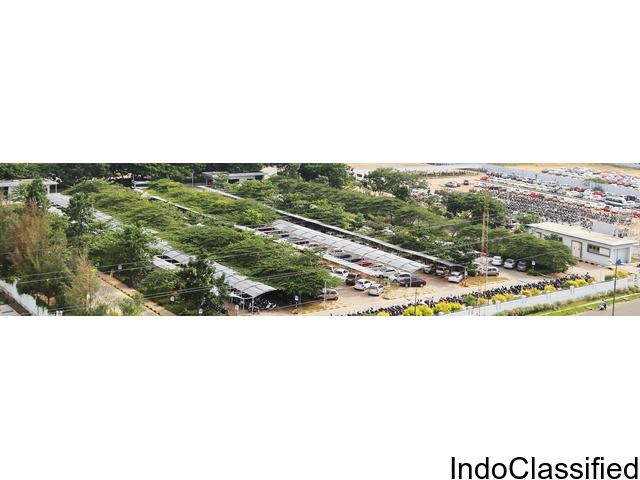 India Land Industrial & Logistics Park Oragadam