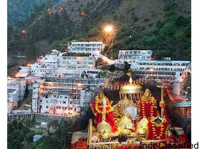 Vishnodevi Jammu Amritsar Tour Package