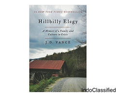 Buy Hillbilly Elegy Cheap Price Book Online