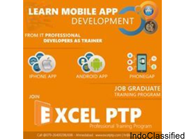Excelptp - IT Professional Training Center in Ahmedabad
