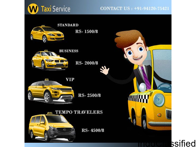 Wish Taxi Services