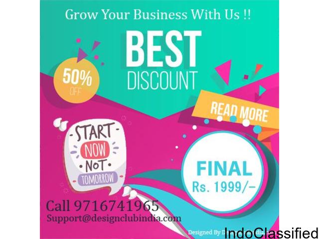 Website Design Company in Delhi/ncr | Web Design & Development Company