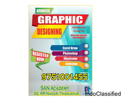 Graphic Designing Course In Thanjavur