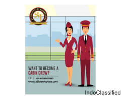 Cabin Crew & Airport Management Course in India