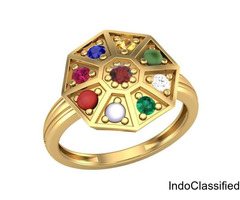 Navaratna Ring Price - Buy Online India Navratna Rings With Cheaf Price