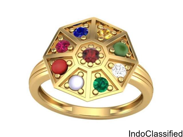 Navaratna Ring Price - Buy Online India Navratna Rings With Cheaf Price