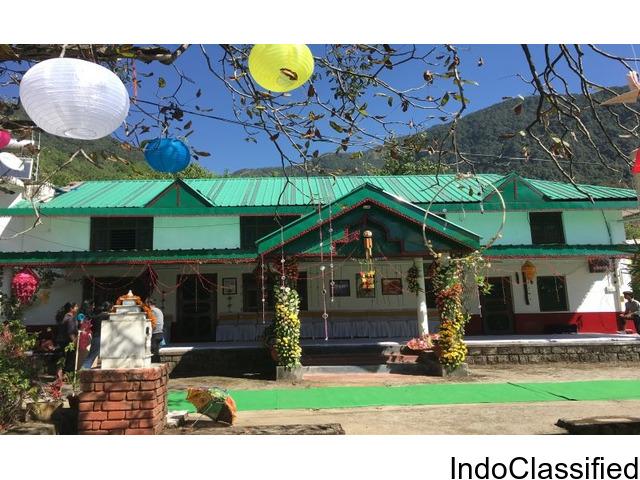 Hotel in Dharmsala