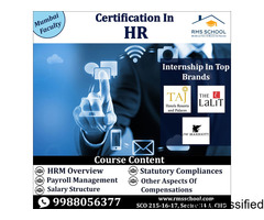 PG Diploma in HR & Administration