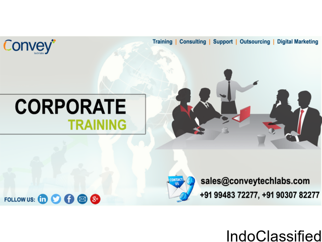 India's No.1 Online IT Training & Corporate Training Company