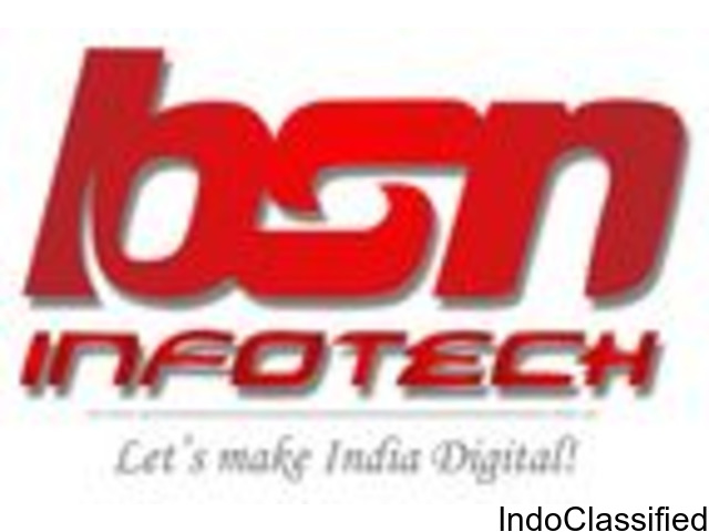 Website Development Company Lucknow | BSN INFOTECH