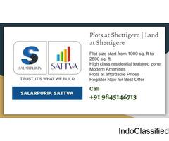 1/2/3 BHK Apartments in Bangalore Salarpuria Sattva Serene Life