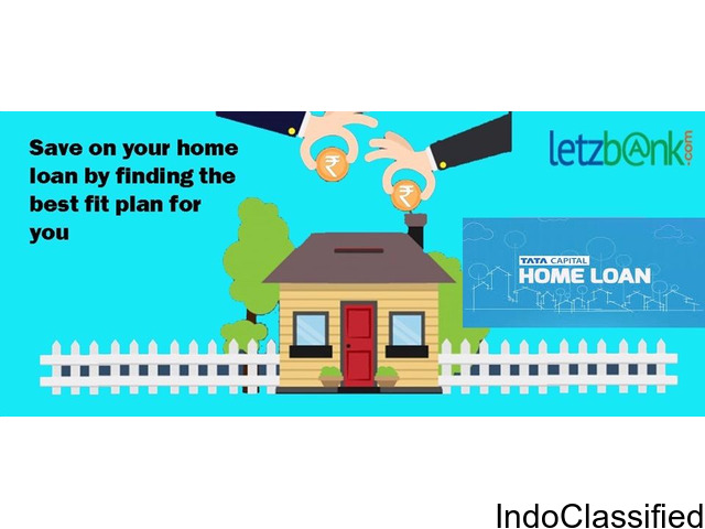 Avail Tata Capital Home Loan with Lowest ROI at Letzbank
