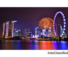 Honeymoon package to Singapore from Delhi - Junglee Trips