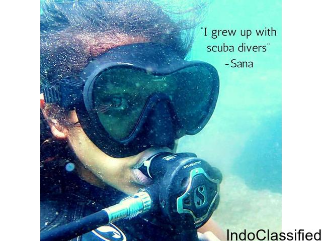 Scuba Diving Course | Scuba Diving in Goa | Water Aliens | Scuba Aliens