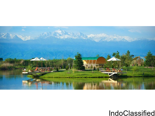 8 Lakes Resort in Almaty