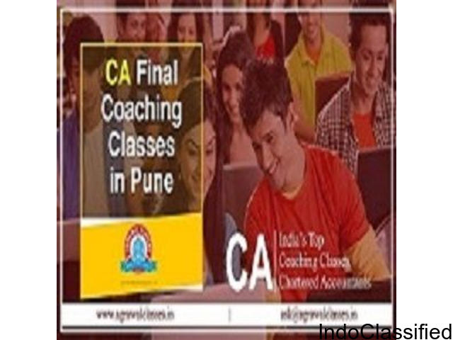 CA Final Classes ,Ca Final Coaching Classes in Pune