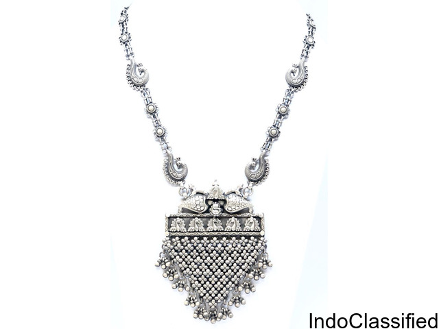 Oxidized Silver Jewelry Wholesale
