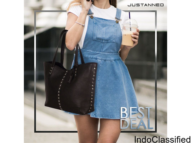 Leather Tote Bag Has Just Gone Viral- Justanned