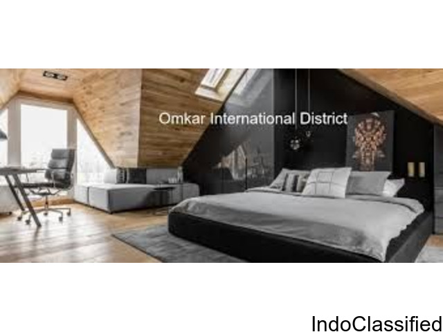 Omkar International District Best features Apartments For Sale