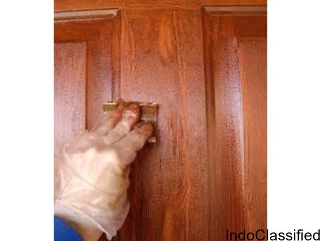 Wood Painters in Bangalore   Wood Polish Painting Contractors