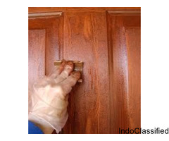 Wood Painters in Bangalore | Wood Polish Painting Contractors