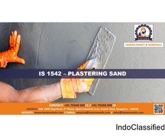 M Sand Manufacturers,Suppliers in Bangalore..