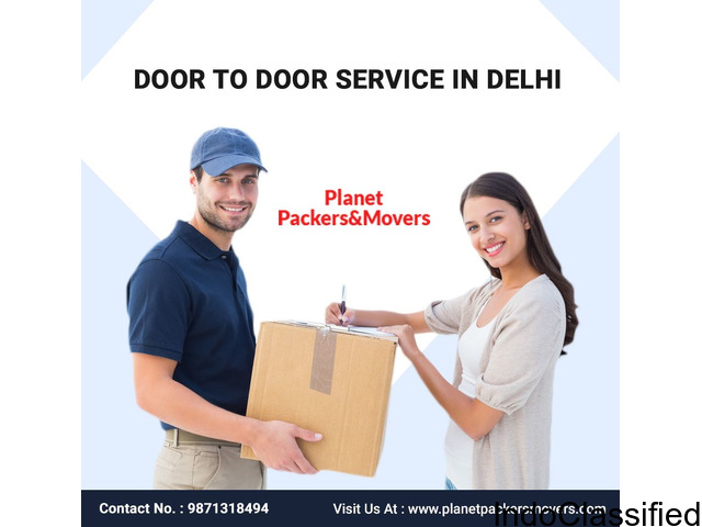 Door to Door service in Delhi