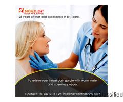 Nova ENT Hospital in Hyderabad | Best ENT Hospitals