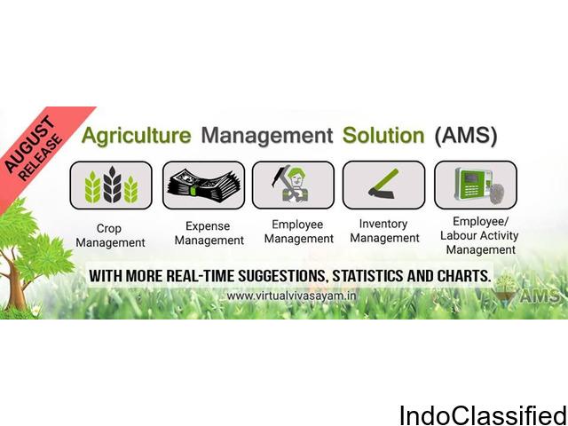Virtual Farming | Virtual Vivasayam