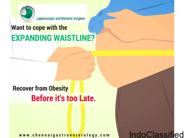 Bariatric Surgery - Recover from Obesity today