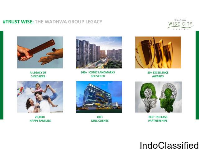 Wadhwa Wise City - Navi Mumbai New Project